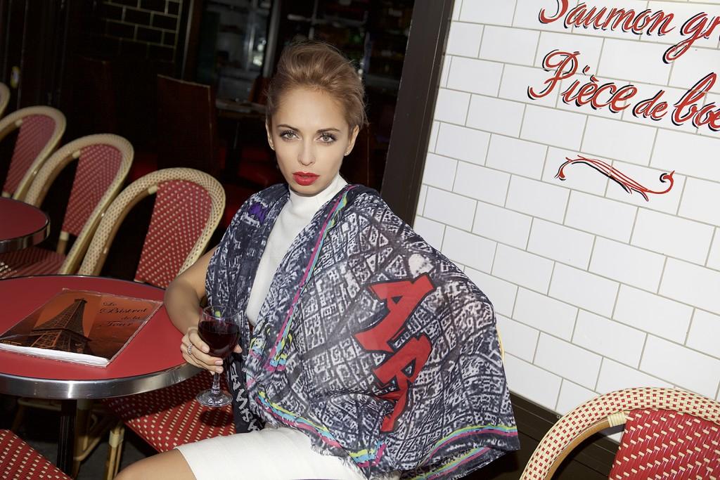 foulards Sasha Berry