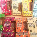Les biscuits savoureux Bonato