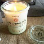Les bougies Lou Candeloun, ou comment faire venir la Provence chez moi