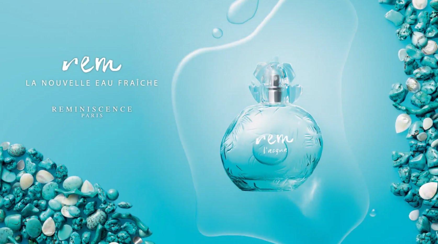 parfums aux senteurs estivales