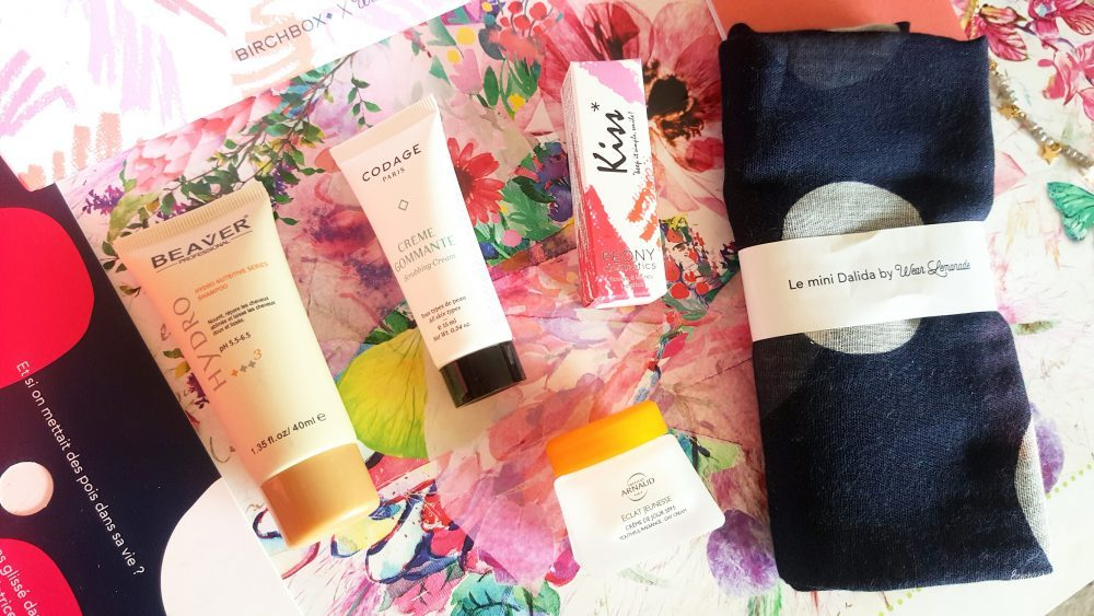 Birchbox X Wear Lemonade