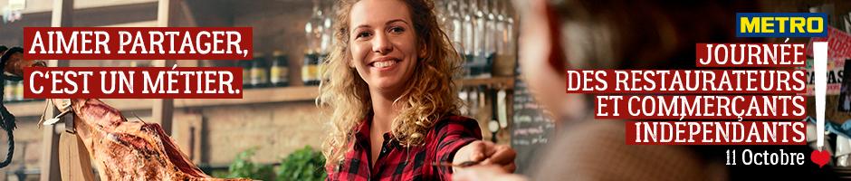 restaurateurs et commerçants indépendants
