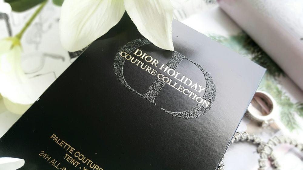 La palette 24 h à emmener partout de Dior Holiday Couture Collection