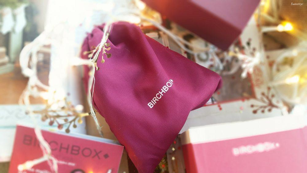 Birchbox de décembre