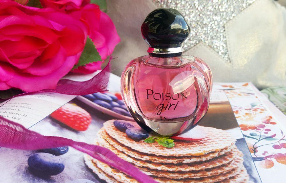 Poison Girl Eau De Parfum Dior Présentation Test Et Avis