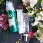 Sanoflore, Erborian et A-Derma, mes alliés pour une peau nette