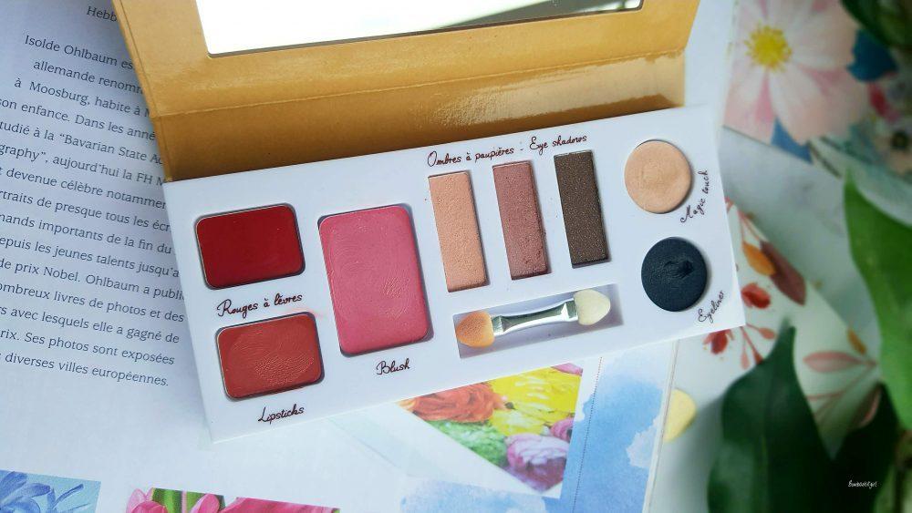 La Palette Beauty Essential Couleur Caramel Un Tout En 1 Parfait