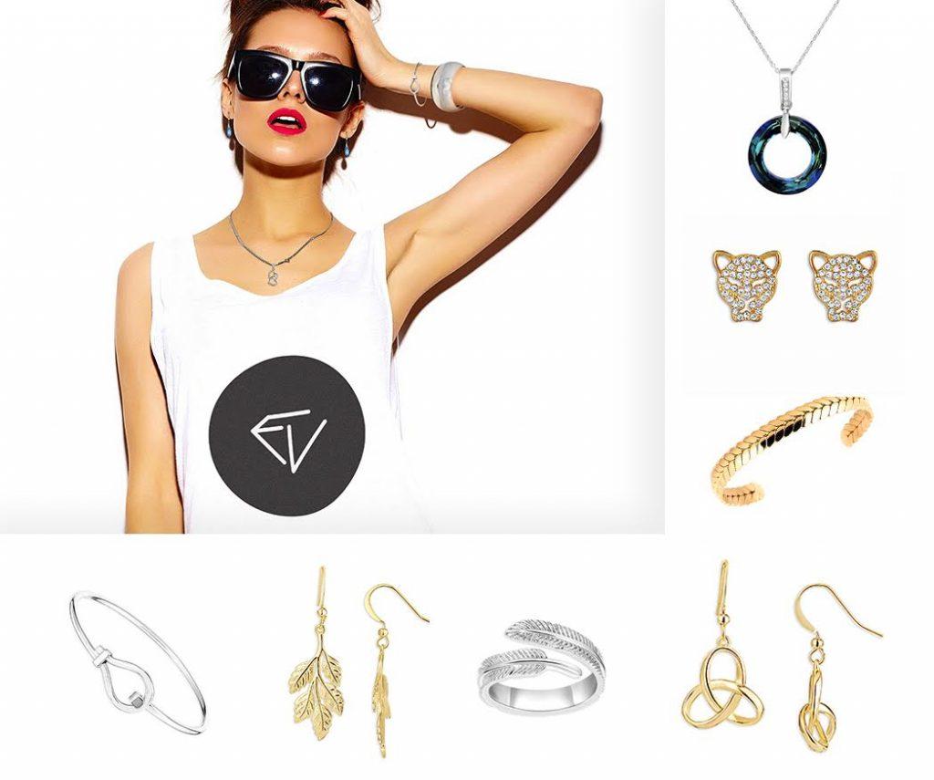 bijoux pour l'été