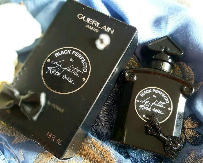 Black Perfecto by La Petite Robe Noire Guerlain, le nouveau parfum rock
