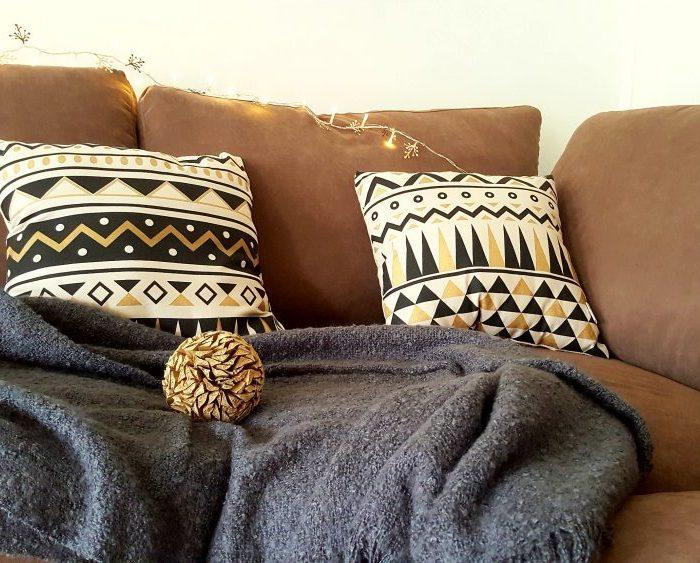 Une ambiance chaleureuse et tendance avec Enjoy Home