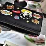 Mon portefeuille organiseur Vendula London est une pochette