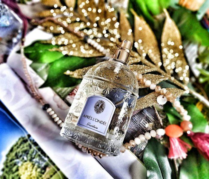 Après l'Ondée Guerlain, le parfum suspendu dans le temps