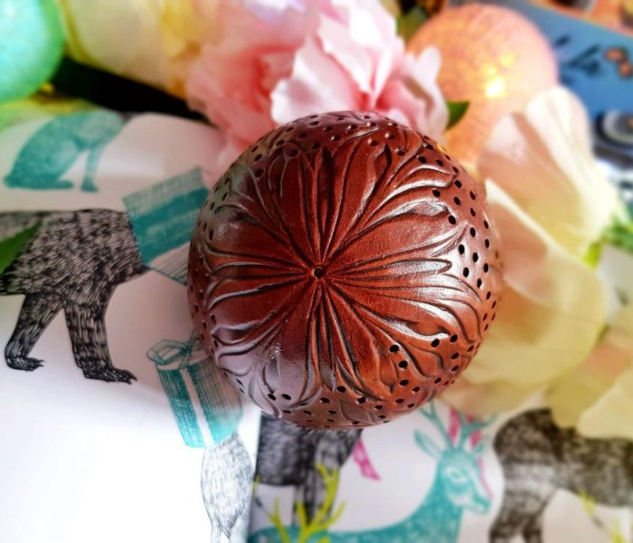 La Boule d'Ambre de L'Artisan Parfumeur, une déco odorante et chaleureuse