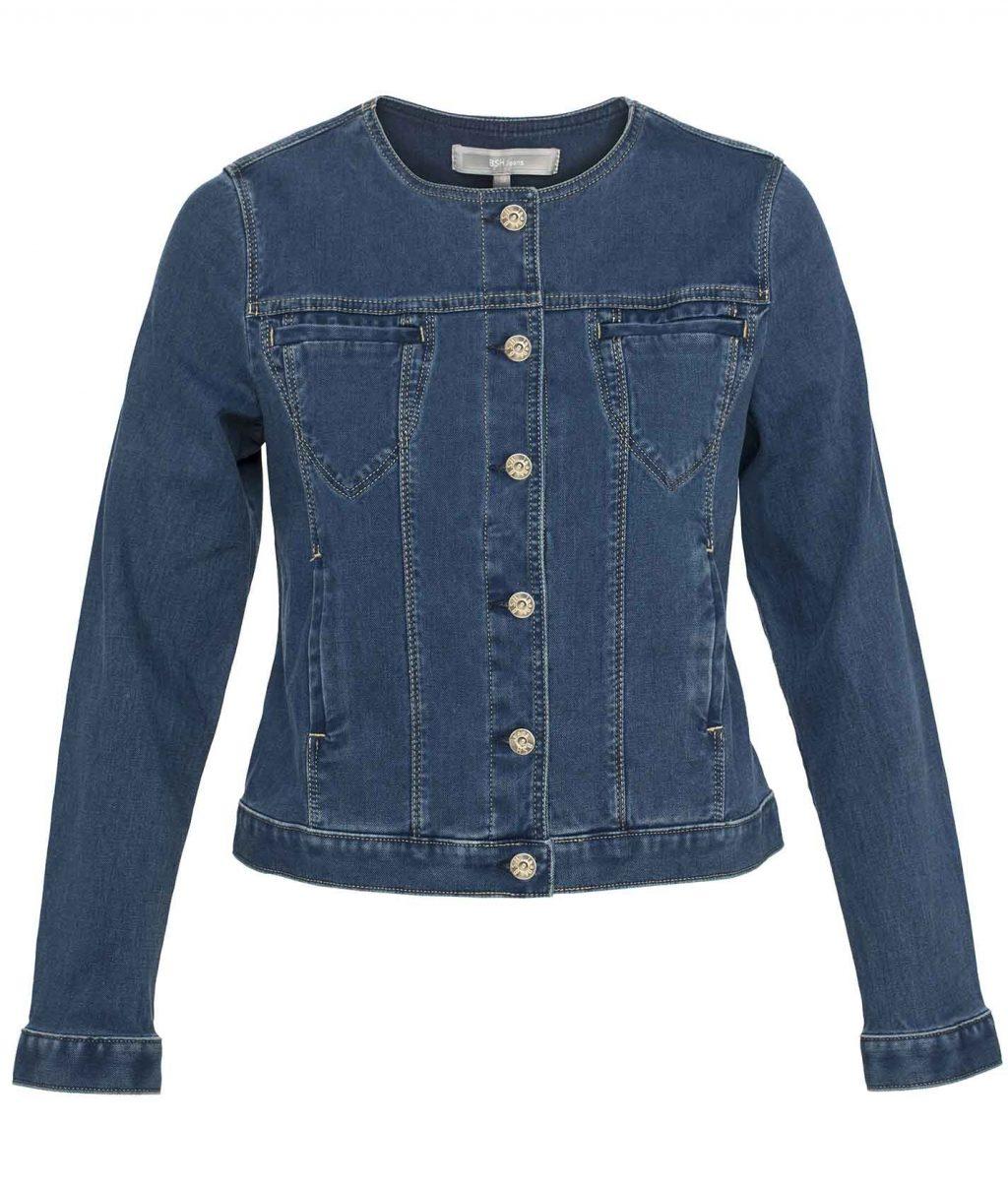 Le printemps est là, on sort sa plus belle veste en jean Saint Hilaire + CONCOURS (terminé)