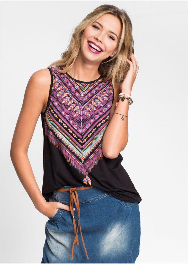 vêtements et accessoires colorés