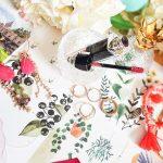 Big crush pour un Lacquer Plump teinte Glitteratti de Dior
