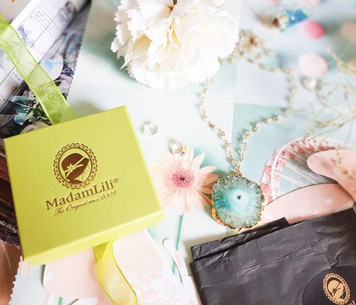 Le large choix de bijoux naturels et faits main MadamLili