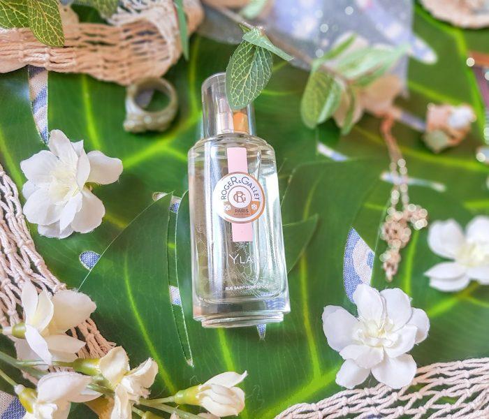 L'Eau Parfumée Bienfaisante Ylang Roger & Gallet, édition limitée été 2018