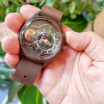 The Electricianz, les montres innovantes inspirées par l'électricité