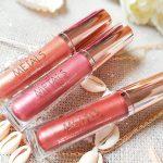 De beaux gloss métalliques pour les lèvres à tout petit prix