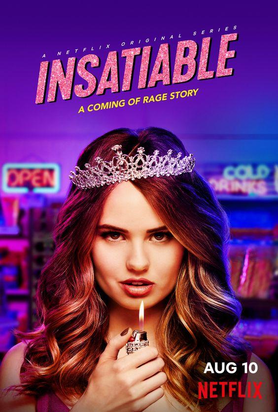 série Netflix Insatiable