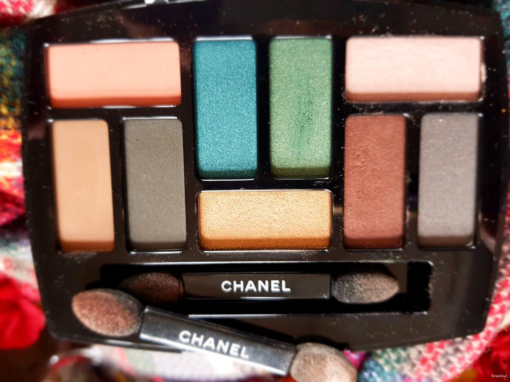 Les 9 Ombres Chanel