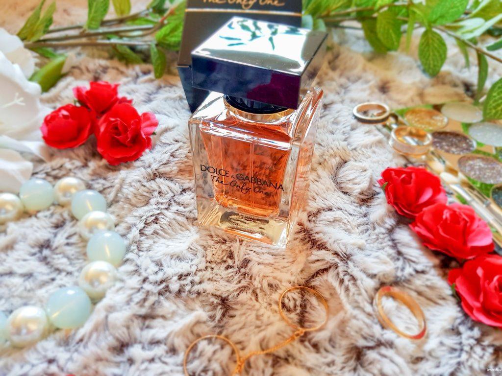 d2fc6a45a838 4 octobre 2018 bombastikgirl · eau de parfum femme The Only One Dolce    Gabbana