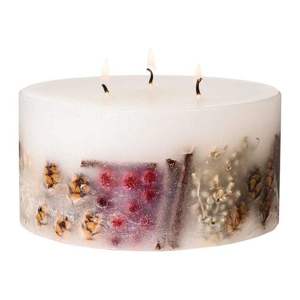 bougies chaleureuses