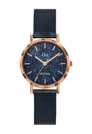 montre au cadran pailleté Go Girl Only