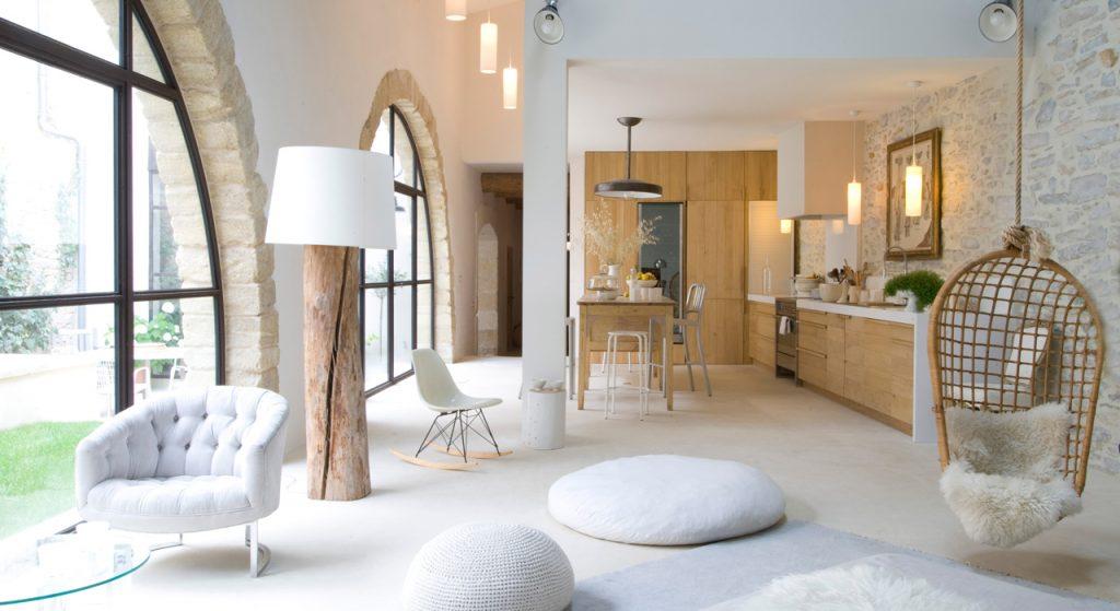 une d coration int rieure plus nature pour 2019 quelques. Black Bedroom Furniture Sets. Home Design Ideas