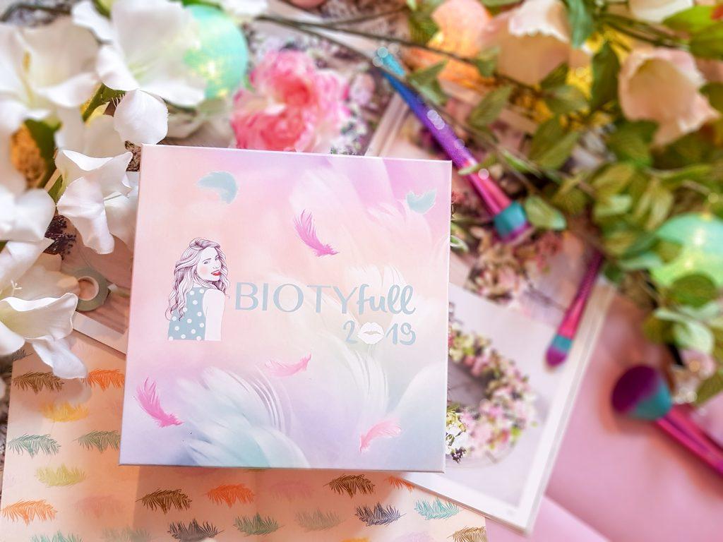 Biotyfull Box janvier 2019