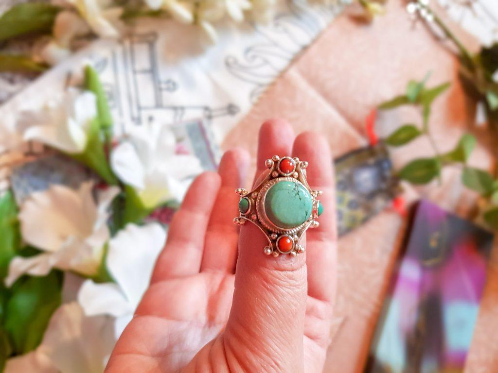 sélection de bijoux en argent