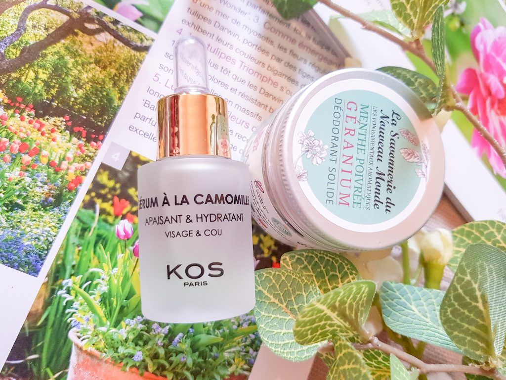 serum a la camomille Kos Paris