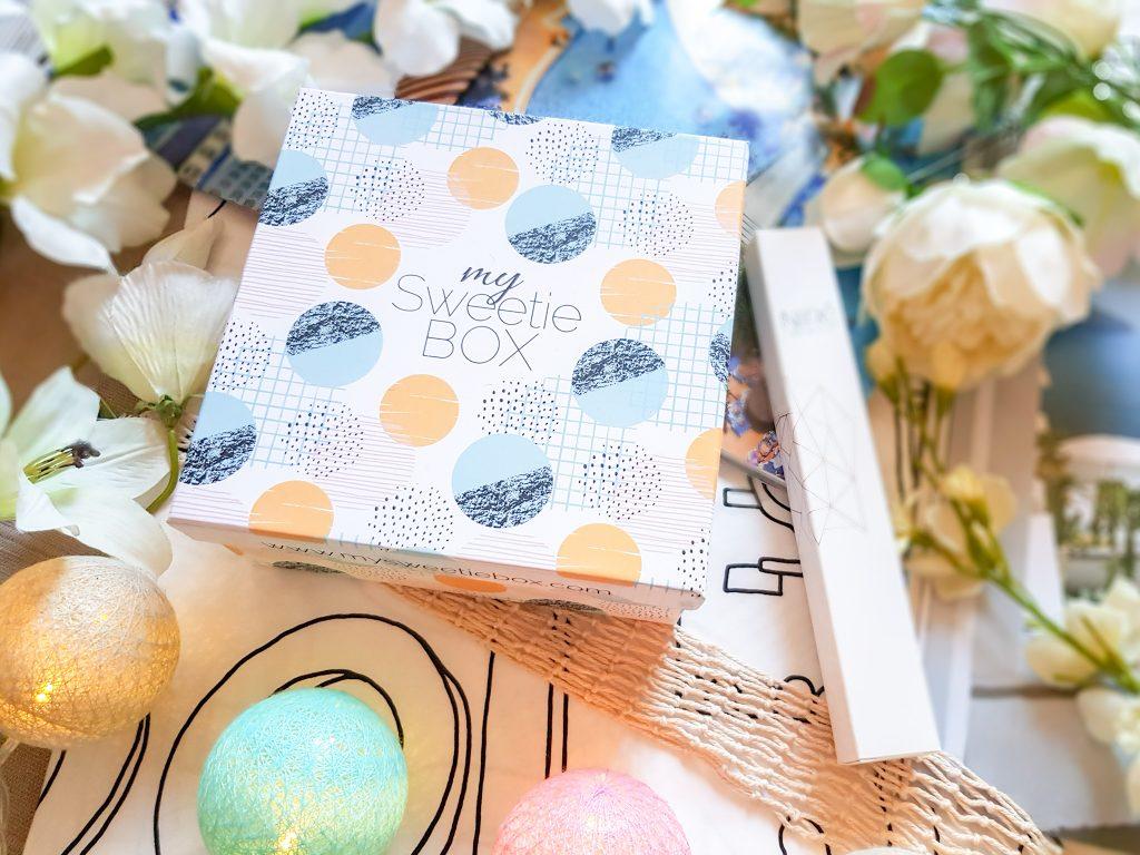 My Sweetie Box mars 2019