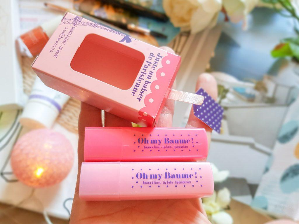 kit duo baumes lèvres De Bruyère Beauté