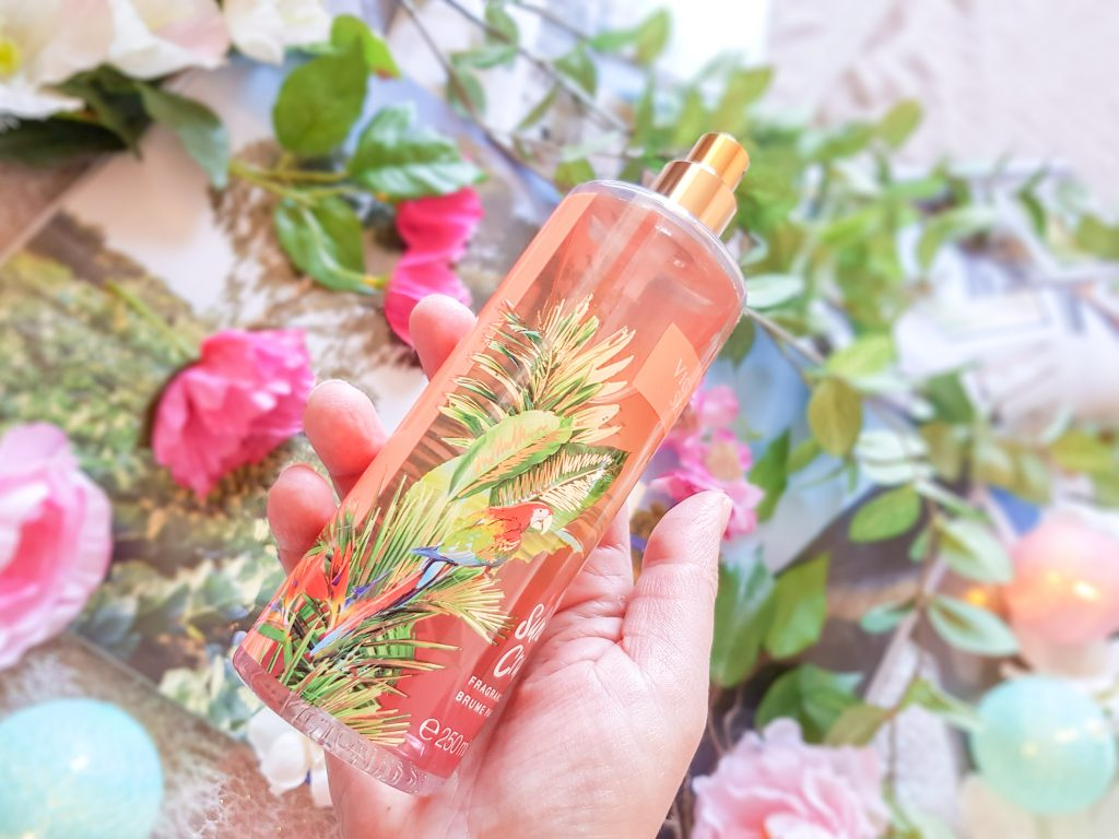 brume parfumee Sunset Crush Victoria's Secret