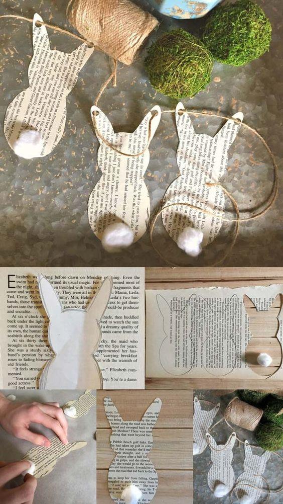 DIY décoration de Pâques facile