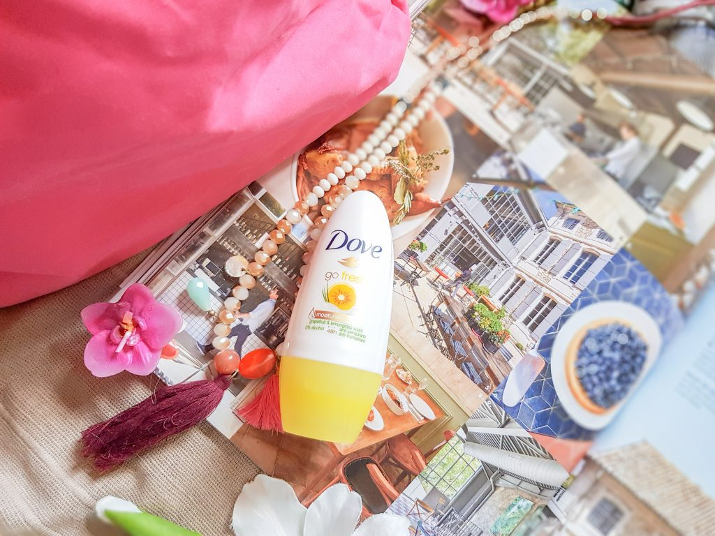 deodorant Dove Go Fresh ant transpirant