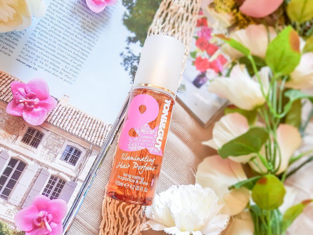Spray parfumé pour les cheveux Toni & Guy