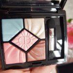 La palette 5 couleurs Lolli'Glow Dior