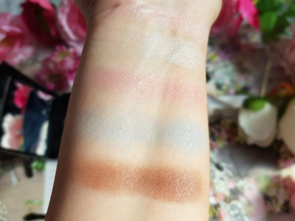 palette 5 couleurs Lolli'Glow Dior