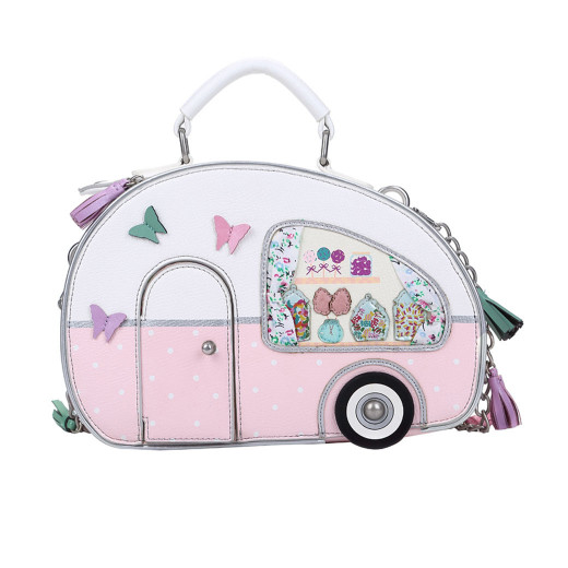 sac boîte sweetie caravan Vendula London