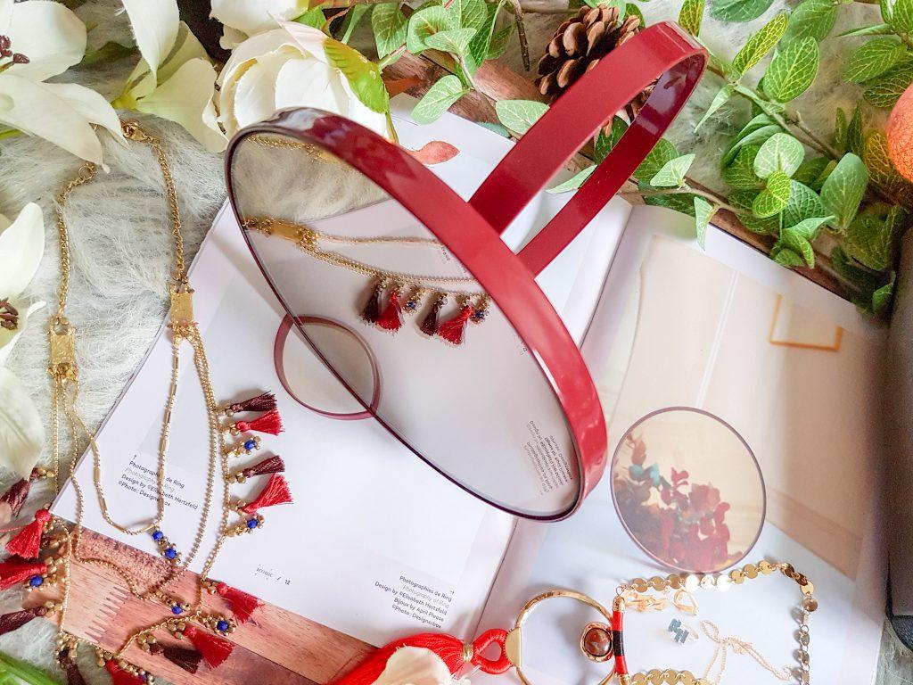 Designer Box mars 2019 Miroir Ring