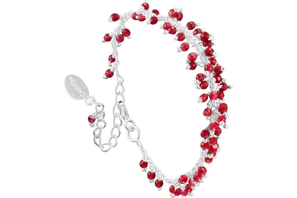 bracelet multi-chaînes Canyon chez Linea Chic