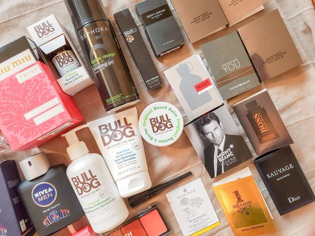 concours pour gagner 400 euros de produits de beauté homme et femme