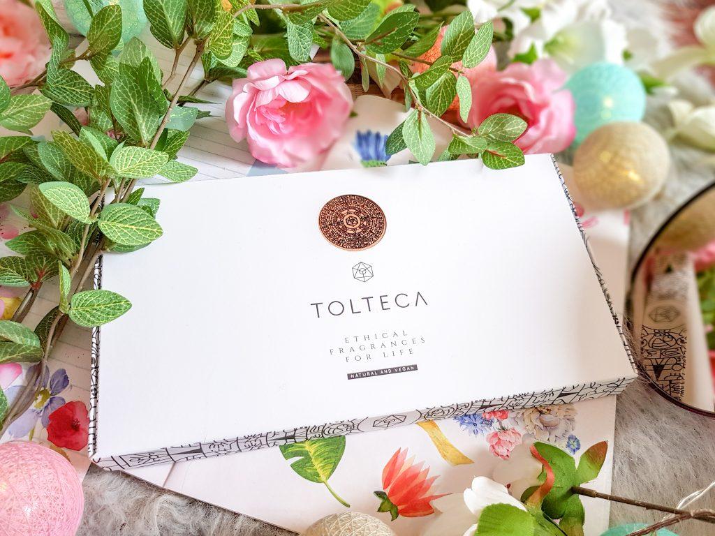 coffret eaux de parfums naturels haut de gamme Tolteca