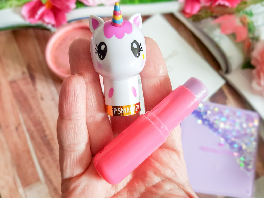 baume à lèvres Unicorn Magic Lip Smacker