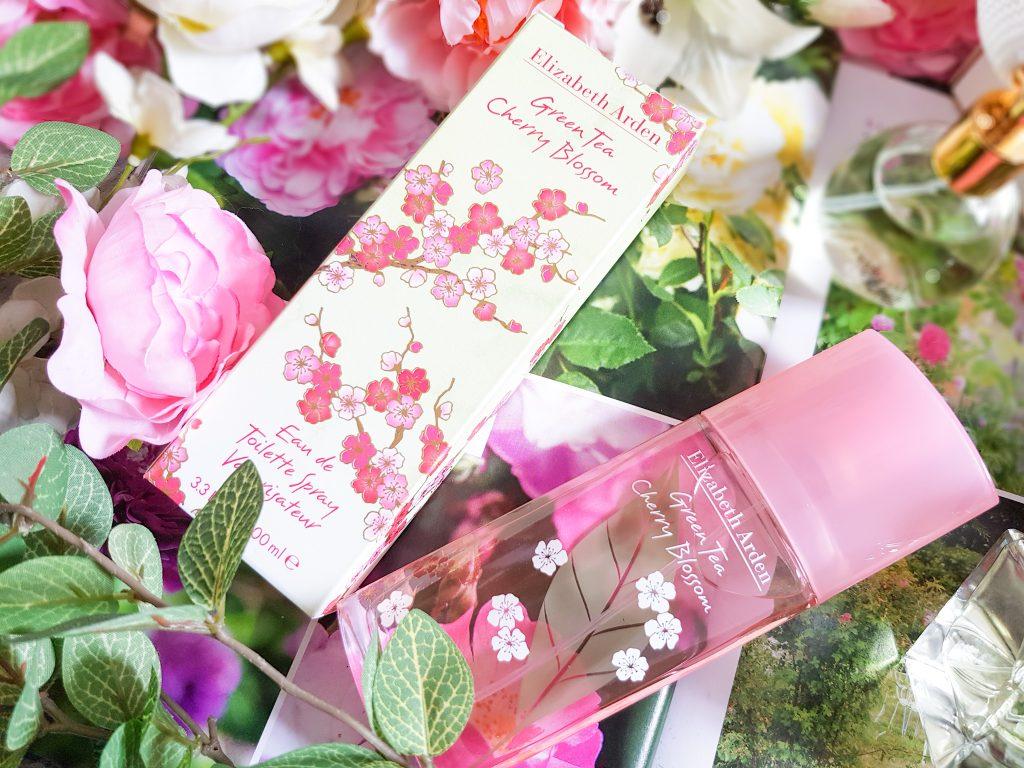 eau de toilette Green Tea Cherry Blossom Elisabeth Arden