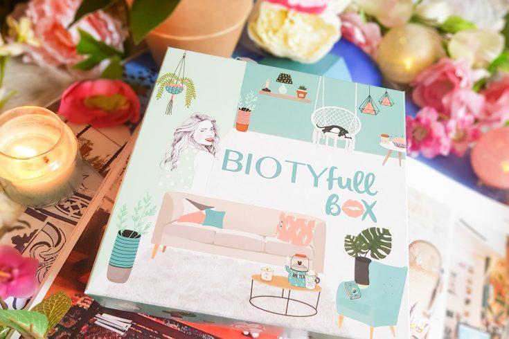 Biotyfull Box mai 2019 La Hygge