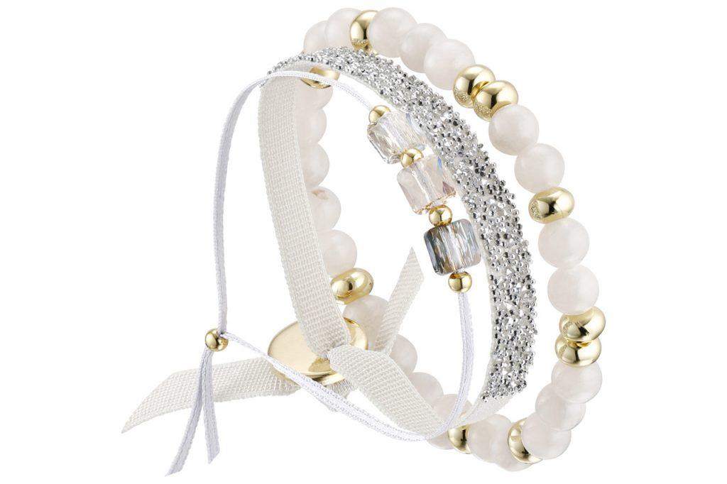 set de 3 bracelets Les Interchangeables Paris